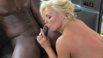 Aaliyah Ca Pelle in 'Big Black Cock Makes Cabbie Cum'