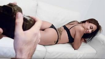 Cassie Del Isla in 'Hot desk fuck with tanned euro babe'