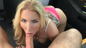 Georgie Lyall in 'Titwank rimjob hard sex and creampie'