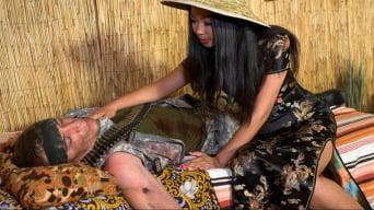 Jureka del mar in 'Vietnam Love Story'
