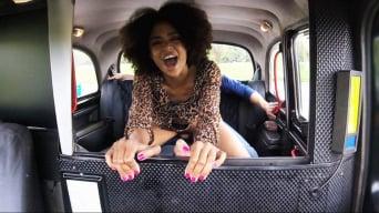 Luna Corazon in 'Ebony Stunner Rides Big Dick'