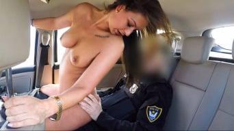 Olivia Netta in 'Cops Cum Makes Her Late'