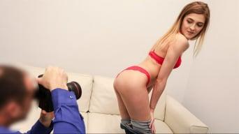 Rhiannon Ryder in 'Skinny petite model loves big cock'