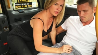 Summer Rose in 'Hot cab creampie for married couple'