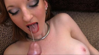 Zara DuRose in 'Fetish Chick Fucks Agent's Cock With Her Massive Boobs'